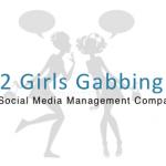 2 girls gabbing - social media management company